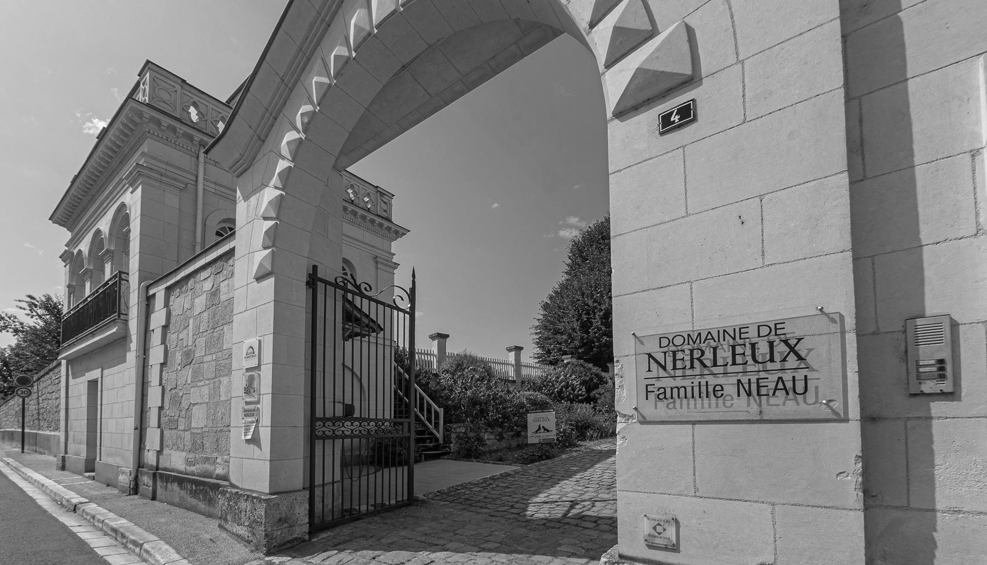 Domaine de Nerleux Saumur Famille Neau NB