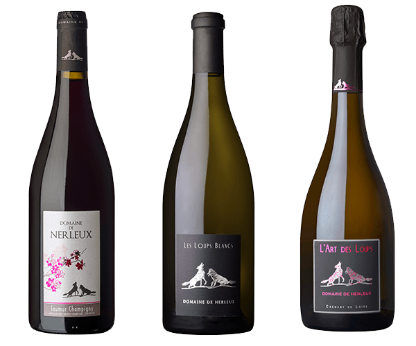 Wines for sale on our online shop